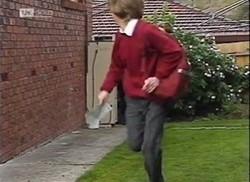 Brett Stark in Neighbours Episode 2206