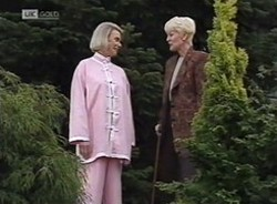 Helen Daniels, Rosemary Daniels in Neighbours Episode 2208