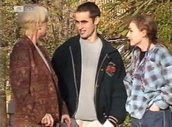 Rosemary Daniels, Kim Roth, Debbie Martin in Neighbours Episode 2208