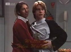 Lata Chatterji, Brett Stark in Neighbours Episode 2209