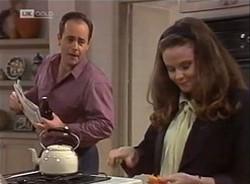 Philip Martin, Julie Martin in Neighbours Episode 2209