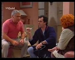 Lou Carpenter, Karl Kennedy, Cheryl Stark in Neighbours Episode 2360