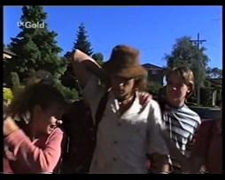 Hannah Martin, Malcolm Kennedy, Billy Kennedy in Neighbours Episode 2360