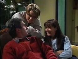 Karl Kennedy, Billy Kennedy, Susan Kennedy in Neighbours Episode 2663