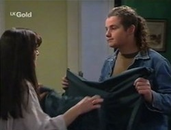 Susan Kennedy, Toadie Rebecchi in Neighbours Episode 2663