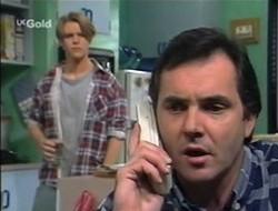 Billy Kennedy, Karl Kennedy in Neighbours Episode 2663