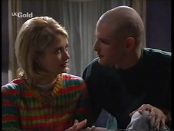 Danni Stark, Luke Handley in Neighbours Episode 2664