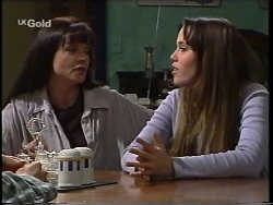 Susan Kennedy, Libby Kennedy in Neighbours Episode 2664