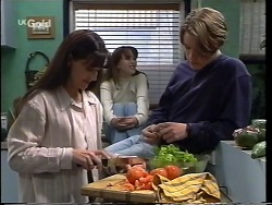 Susan Kennedy, Libby Kennedy, Billy Kennedy in Neighbours Episode 2664