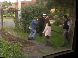 Malcolm Kennedy, Ron Davies-Smythe, Susan Kennedy, Karl Kennedy in Neighbours Episode 2664