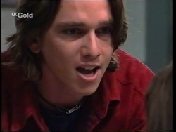 Darren Stark, Libby Kennedy in Neighbours Episode 2664