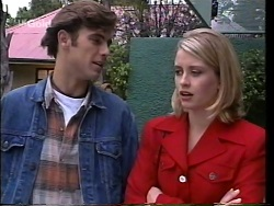 Malcolm Kennedy, Danni Stark in Neighbours Episode 2664