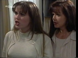 Libby Kennedy, Susan Kennedy in Neighbours Episode 2664