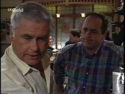 Lou Carpenter, Philip Martin in Neighbours Episode 2665