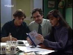 Malcolm Kennedy, Karl Kennedy, Susan Kennedy in Neighbours Episode 2665