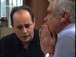 Philip Martin, Lou Carpenter in Neighbours Episode 2665