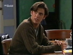 Malcolm Kennedy in Neighbours Episode 2666