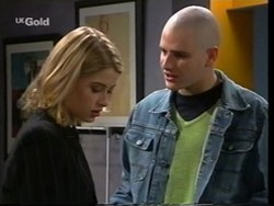 Danni Stark, Luke Handley in Neighbours Episode 2666