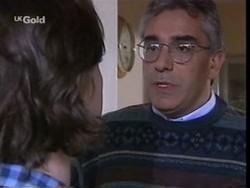 Darren Stark, Mr. Kotsonis in Neighbours Episode 2666