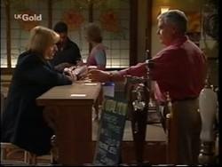Angie Rebecchi, Lou Carpenter in Neighbours Episode 2667