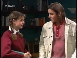 Hannah Martin, Casper Mack in Neighbours Episode 2667