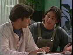 Malcolm Kennedy, Darren Stark in Neighbours Episode 2667