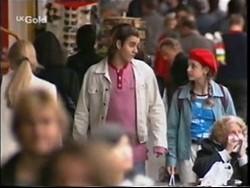 Casper Mack, Hannah Martin in Neighbours Episode 2667