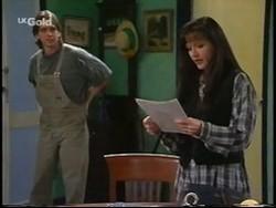 Darren Stark, Susan Kennedy in Neighbours Episode 2667