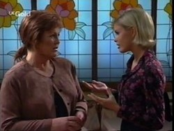 Cheryl Stark, Joanna Hartman in Neighbours Episode 2668