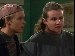 Billy Kennedy, Toadie Rebecchi in Neighbours Episode 2668