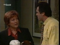 Cheryl Stark, Karl Kennedy in Neighbours Episode 2669