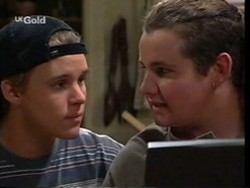 Billy Kennedy, Toadie Rebecchi in Neighbours Episode 2669