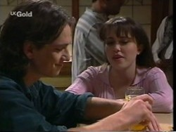 Darren Stark, Libby Kennedy in Neighbours Episode 2669