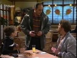 Debbie Martin, Philip Martin, Greg Mundy in Neighbours Episode 2670
