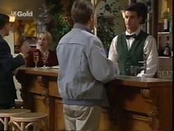 Greg Mundy, Kev Duve in Neighbours Episode 2670