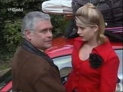 Lou Carpenter, Danni Stark in Neighbours Episode 2670