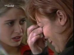 Danni Stark, Cheryl Stark in Neighbours Episode 2670
