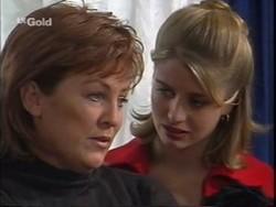 Cheryl Stark, Danni Stark in Neighbours Episode 2670