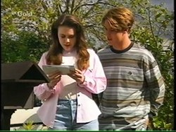 Libby Kennedy, Billy Kennedy in Neighbours Episode 2766
