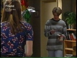 Anne Wilkinson, Billy Kennedy in Neighbours Episode 2766
