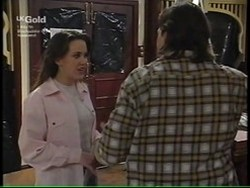 Libby Kennedy, Darren Stark in Neighbours Episode 2766