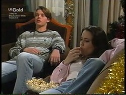Billy Kennedy, Libby Kennedy in Neighbours Episode 2766