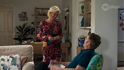 Prue Wallace, Gary Canning in Neighbours Episode 8321