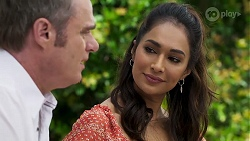 Gary Canning, Dipi Rebecchi in Neighbours Episode 8321