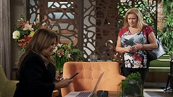 Terese Willis, Sheila Canning in Neighbours Episode 8321