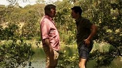 Harry Sinclair, Finn Kelly in Neighbours Episode 8321