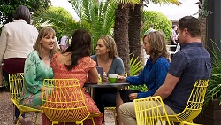Lana Crawford, Dipi Rebecchi, Sky Mangel, Jane Harris, Shane Rebecchi in Neighbours Episode 8322
