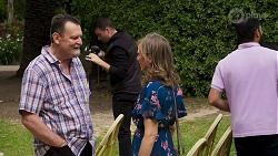 Des Clarke, Jane Harris in Neighbours Episode 8322
