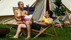 Roxy Willis, Kyle Canning in Neighbours Episode 8322