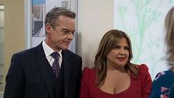Paul Robinson, Terese Willis, Jane Harris in Neighbours Episode 8323